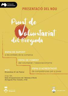 Punt voluntariat berguedà