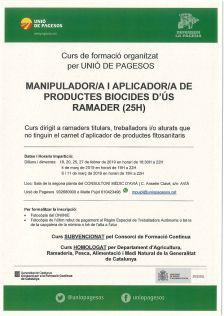 Curs biocides